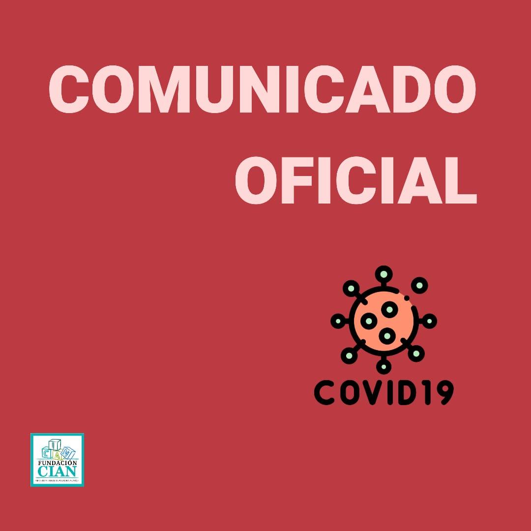Comunicación 13/07/20