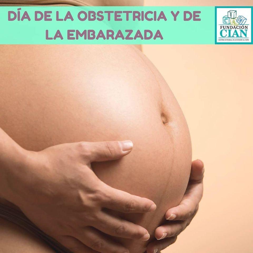 Día de la obstetricia y la embarazada