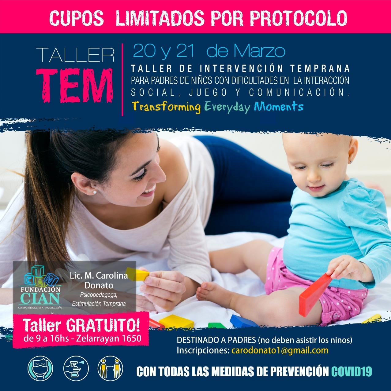 Taller TEM: Transforming Everyday Moment